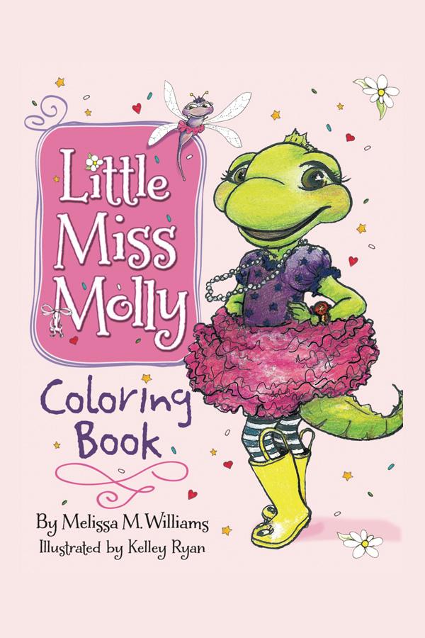 LittleMissMollyColoringBook