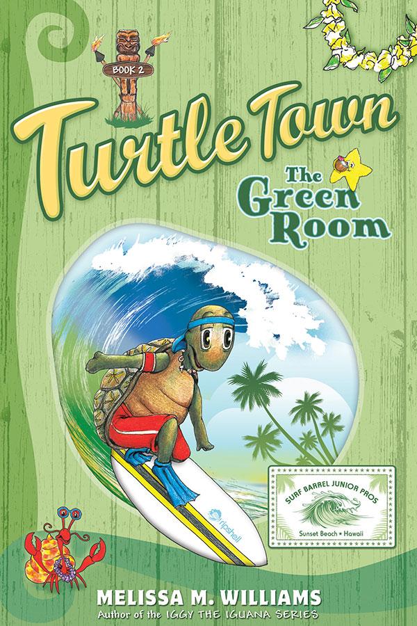 TurtleTownTheGreenRoom